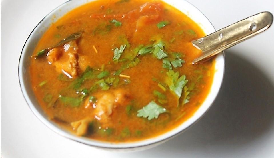Chicken rasam
