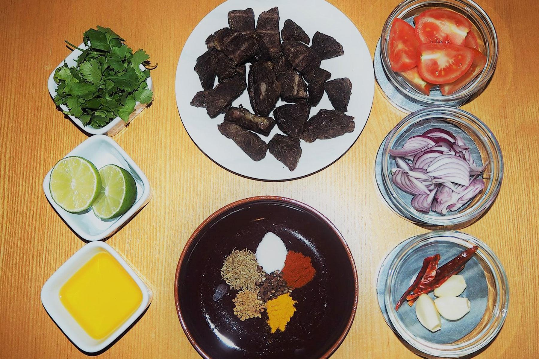 Rochani choyla ingrediants