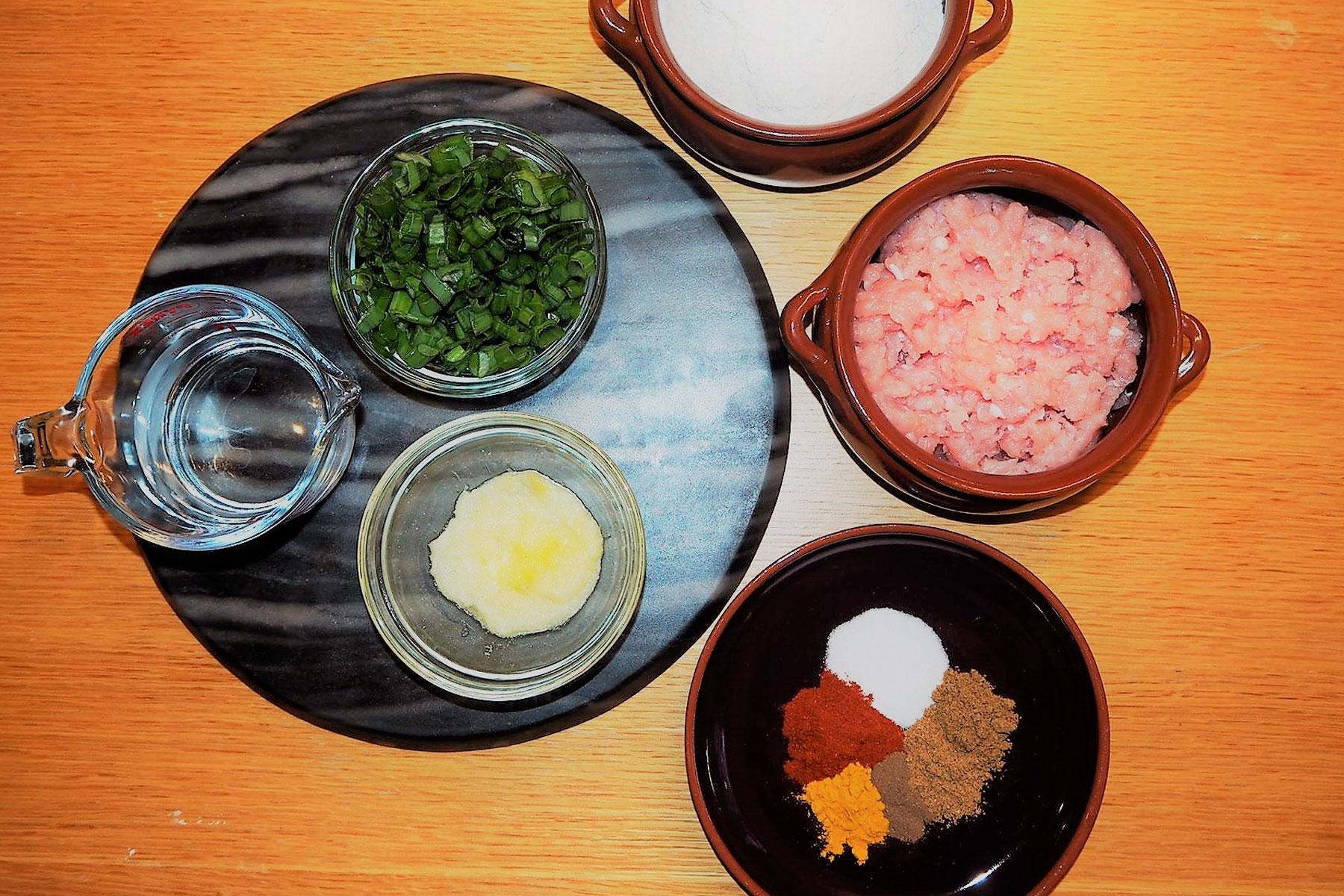 Rochani momo ingrediants