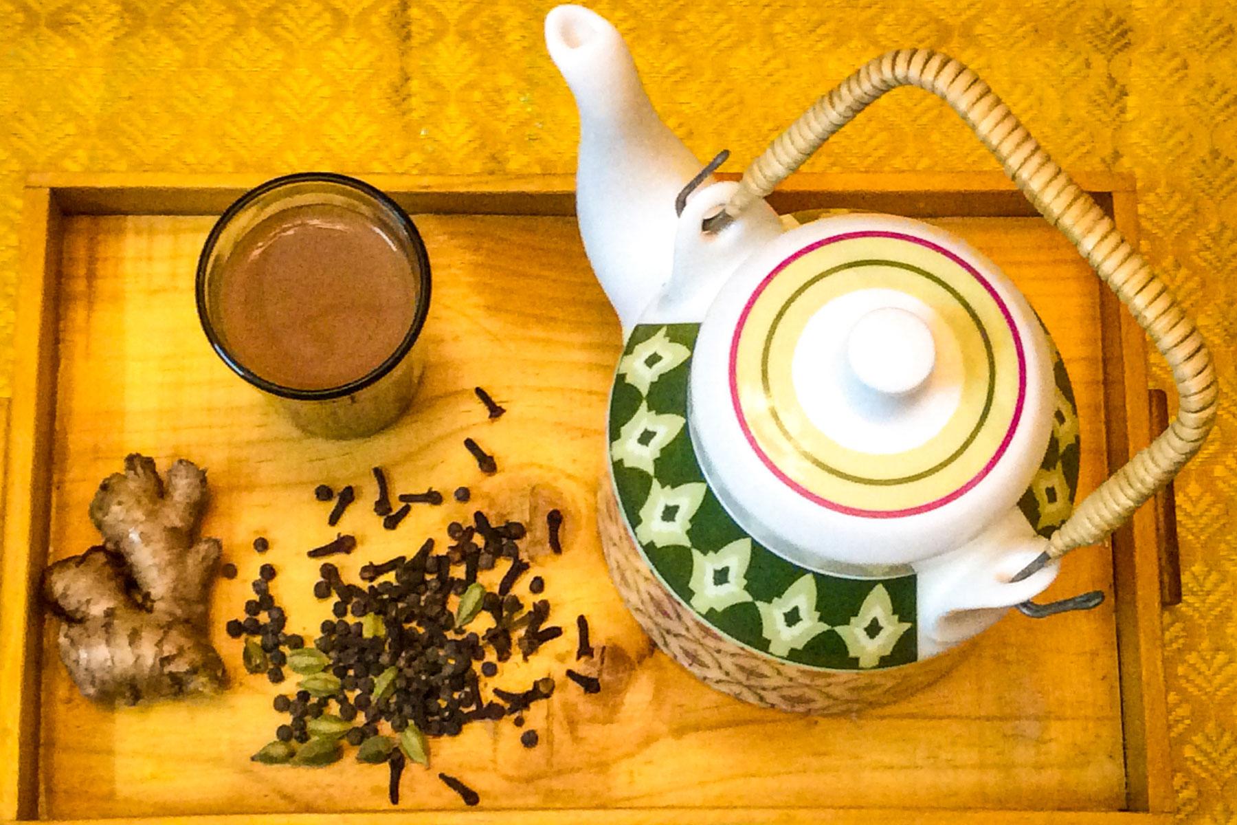 Shveta masala chai