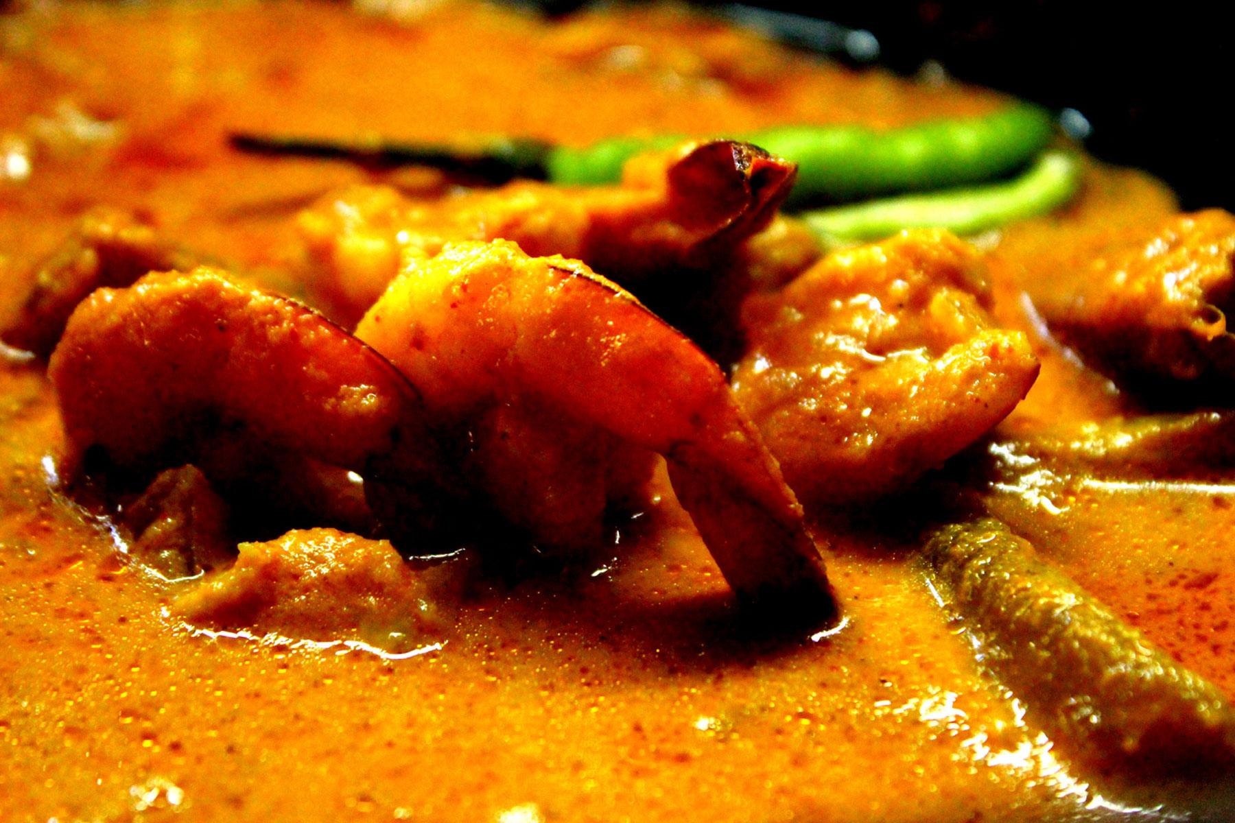 Prawn curry ii sfw