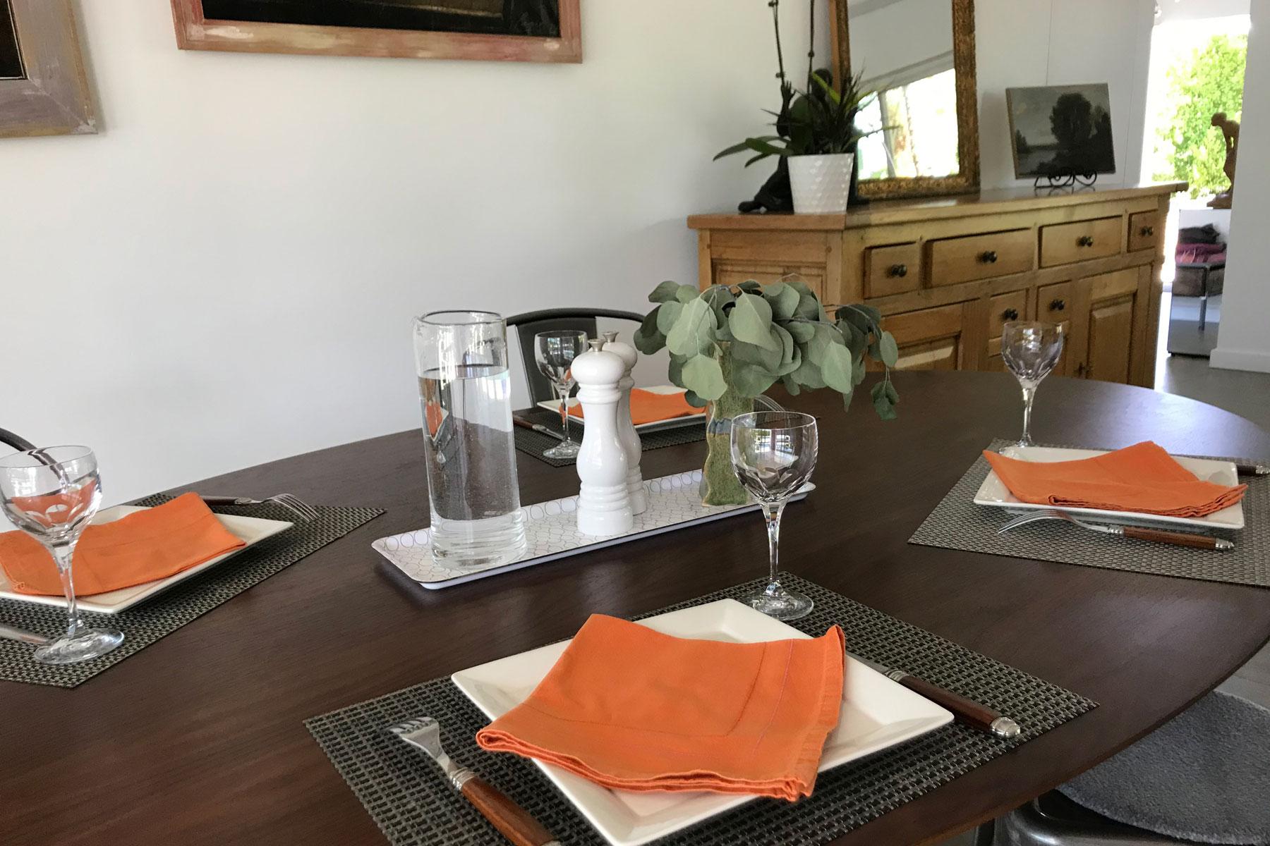 Andrea s dinner table