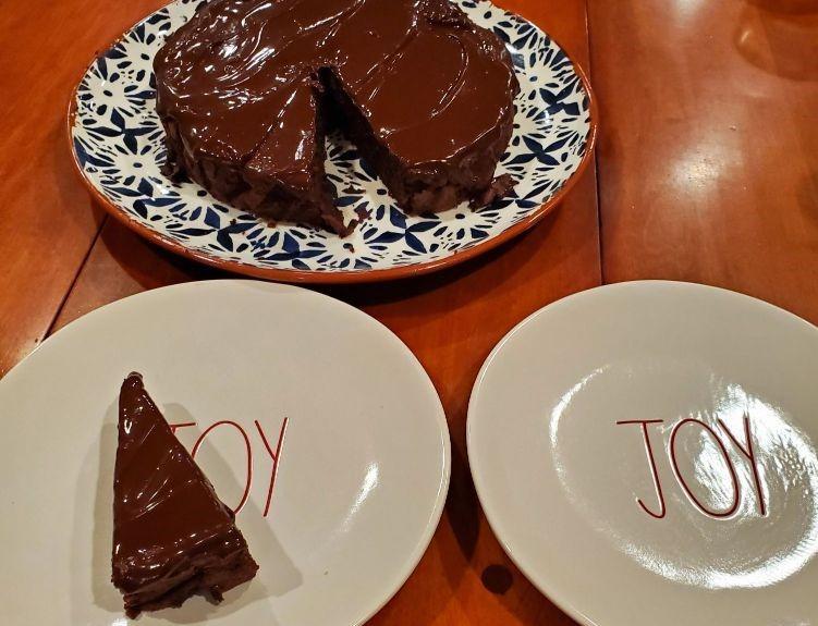 11 chocolate torte