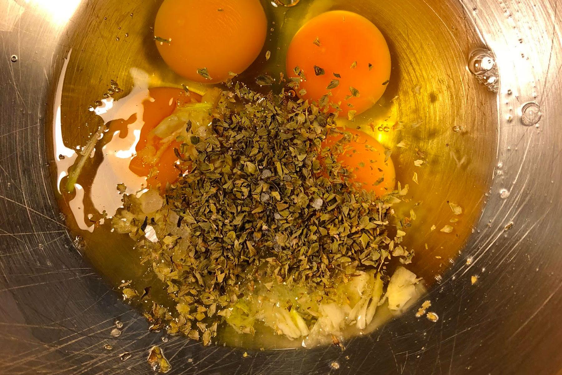 Patricia eggs