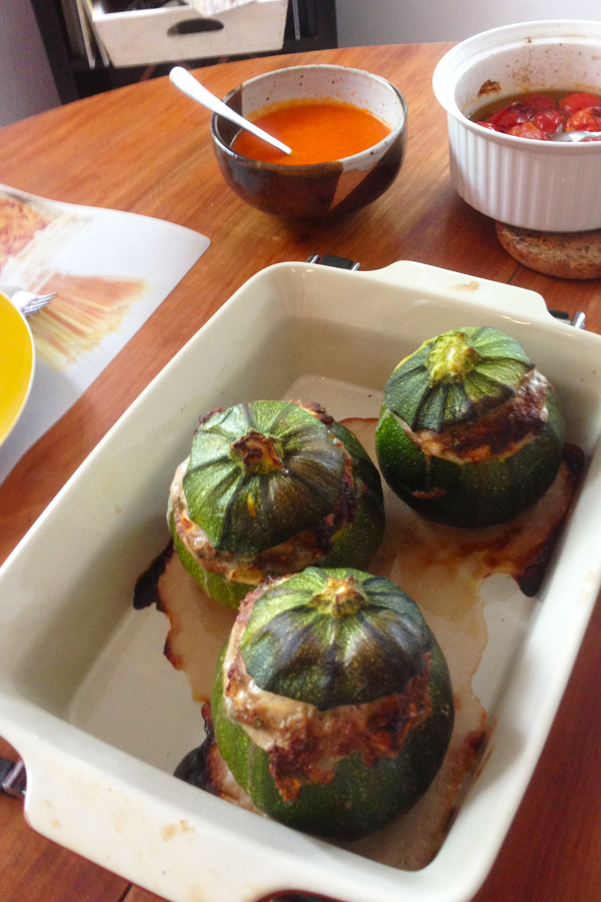 Travelingspoon ghent suzy stuffedcourgettes